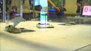 2012 CIRC Bot Brawl - C.O.N. vs BBB