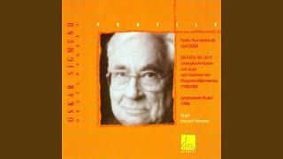 Symphonische Musik II: I. Toccata