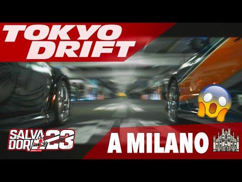 FAST & FURIOUS TOKYO DRIFT A MILANO! - LIKE A SIR AUTO VLOG