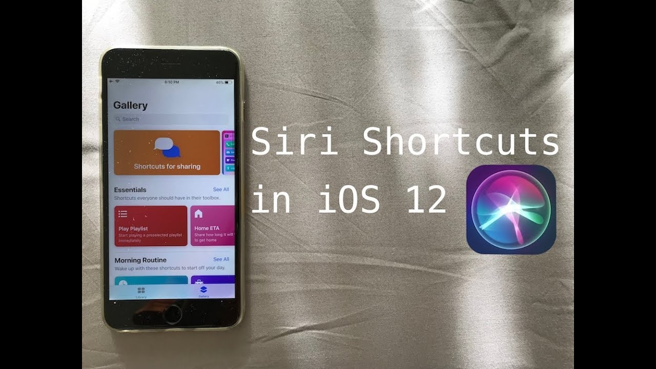 Hands on with Siri Shortcuts in iOS 12