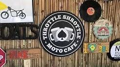 THROTTLE SHROTTLE MOTO CAFE - Popular Biker Cafe in Gurgaon (Delhi NCR) !!