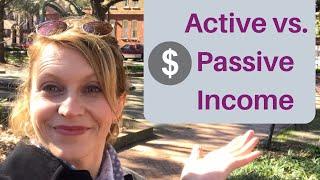 Active vs. Passive Income