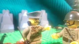 """""""Курская дуга."""" 1-ая серия Lego мультфильм."""