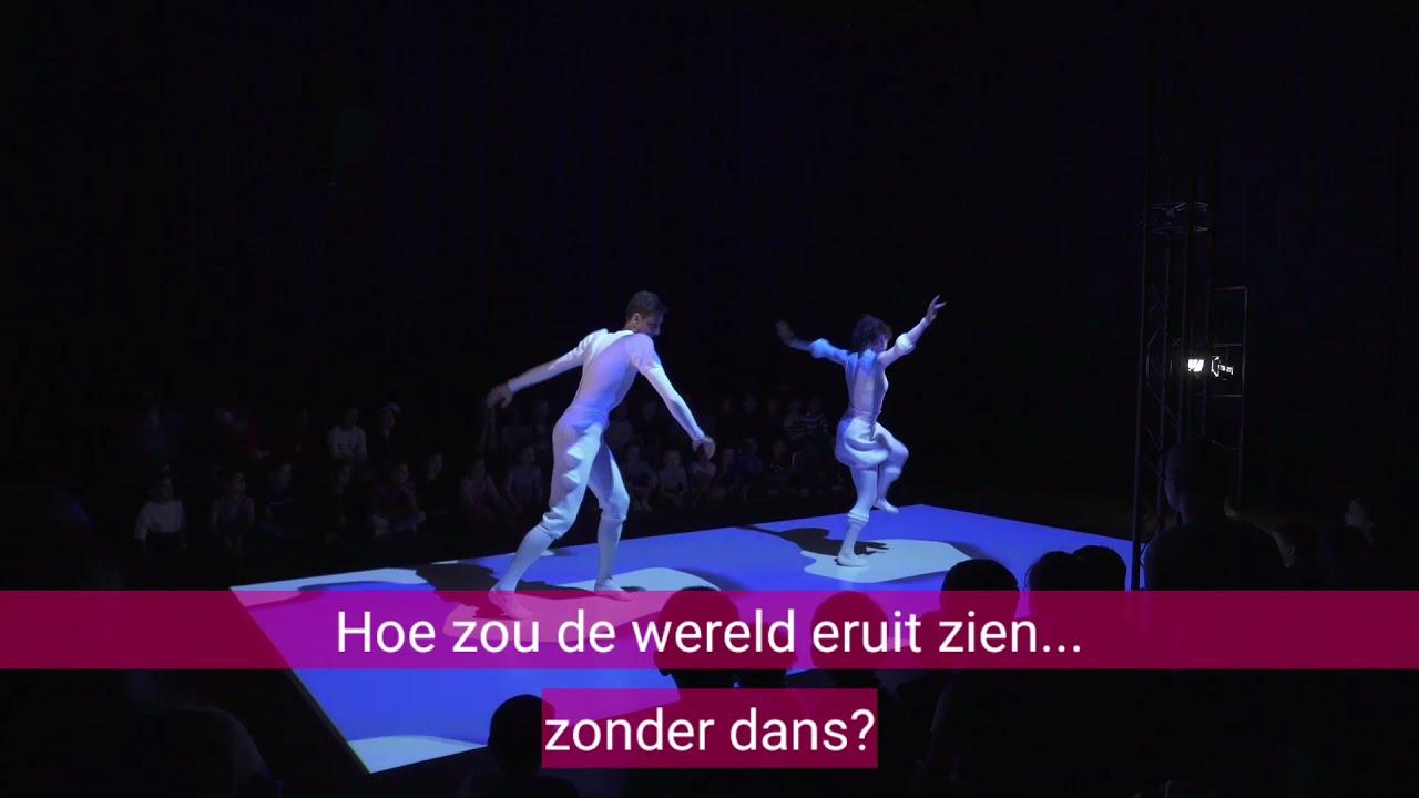 Hoe zou de wereld eruit zien zonder dans?