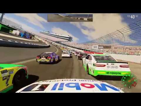 NASCAR Heat 2: Quick Race At Dover, Live! (Not A Recorded Replay)