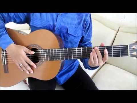 Belajar Kunci Gitar Last Child Seluruh Nafas Ini Stem Open C Mayor