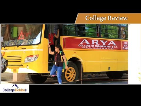 Arya College of Engineering & I.T. - Jaipur | www.collegedekho.com