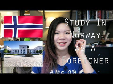 College in Norway as a foreigner
