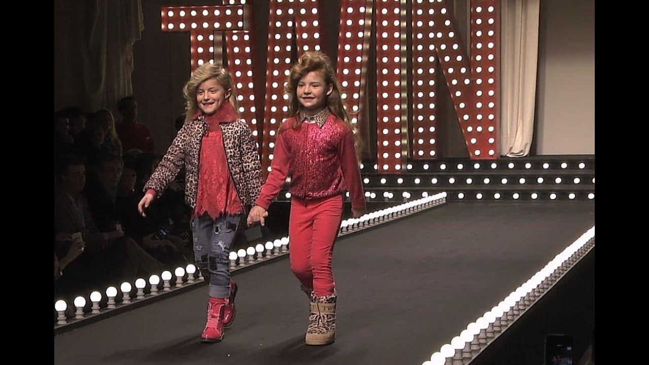 Pitti Bimbo - Мода для детей. - YouTube d876bfbfc89