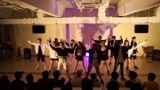 hkcc 11th dance society ocamp disco night performance xense