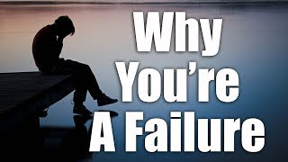 Top 3 Reasons Why People Fail To Achieve Their Goals