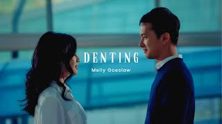⌚ Denting - Melly Goeslaw [Lyric Video]