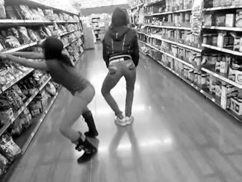 Us Twerking In Walmart