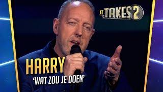 It Takes 2: Harry Piekema zingt Wat Zou Je Doen in halve finale