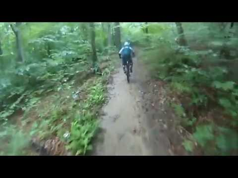Wet Riding at Lewis Morris