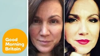 Susanna Reid Reveals Herself Without Makeup | Good Morning Britain