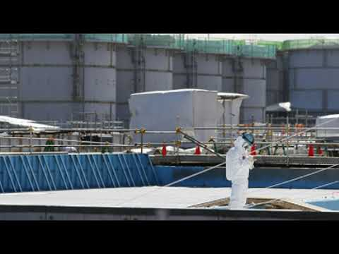 They Are Planning On Dumping Fukushima's Radioactive Water Into Ocean