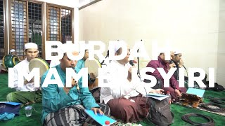 Download PEMBACAAN BURDAH IMAM BUSYIRI (FULL) LIVE KALIBATA