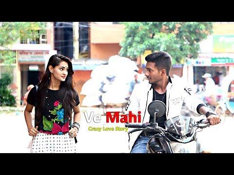 ve-mahi-💝-crazy-love-story-|-arijit-singh-|-hindi-song-2019-|-samsul-films