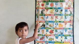Ukg alphabet in English alphabet for kids ABCD song ABC for baby alphabet letters k se kabootar