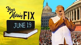 Your Morning Fix: Is PM Modi's pitch for simultaneous polls practical?