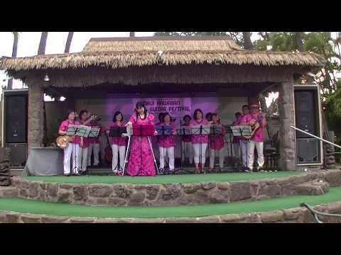 Yokohama Hawaiian Music Academy  In A Little Hula Heaven   Ho'olaule'a