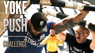 DEATH YOKE CHALLENGE - WITH A PUNISHMENT!