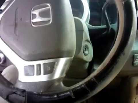 Locksmith Duluth GA: 2006 Honda Ridgeline - Ignition Lock Problem Repaired!