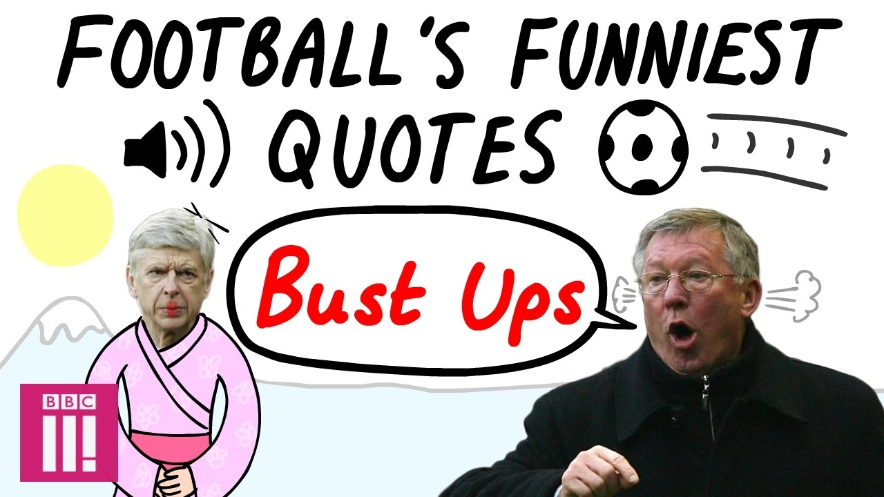 Manager mind games and meltdowns I Football's Funniest Quotes