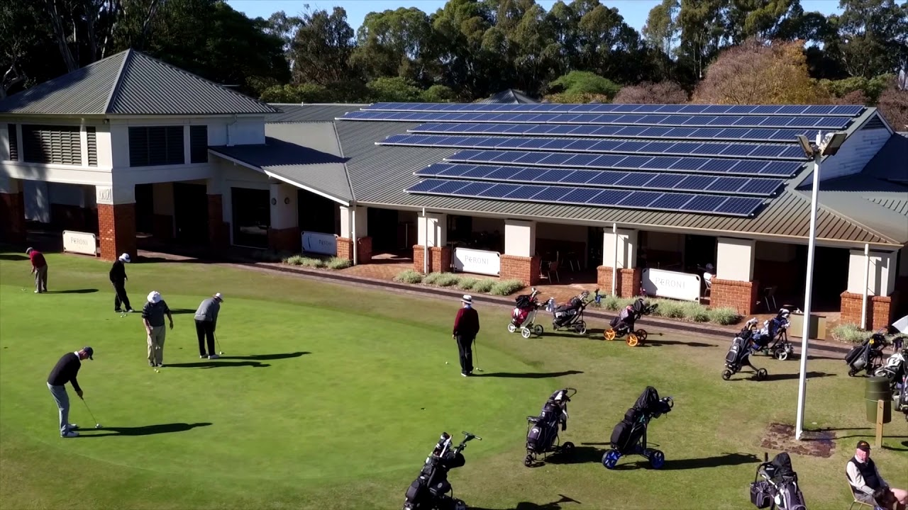 Can a Golf Ball Damage My Solar Panels?