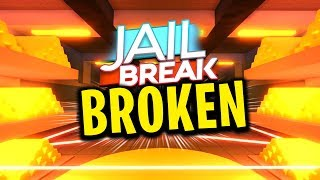 Roblox Jailbreak Presidential Bank Robbery Was DELETED