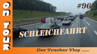 Schleichfahrt |Vlog #962