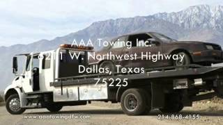 AAA Towing Inc - Dallas Towing Service