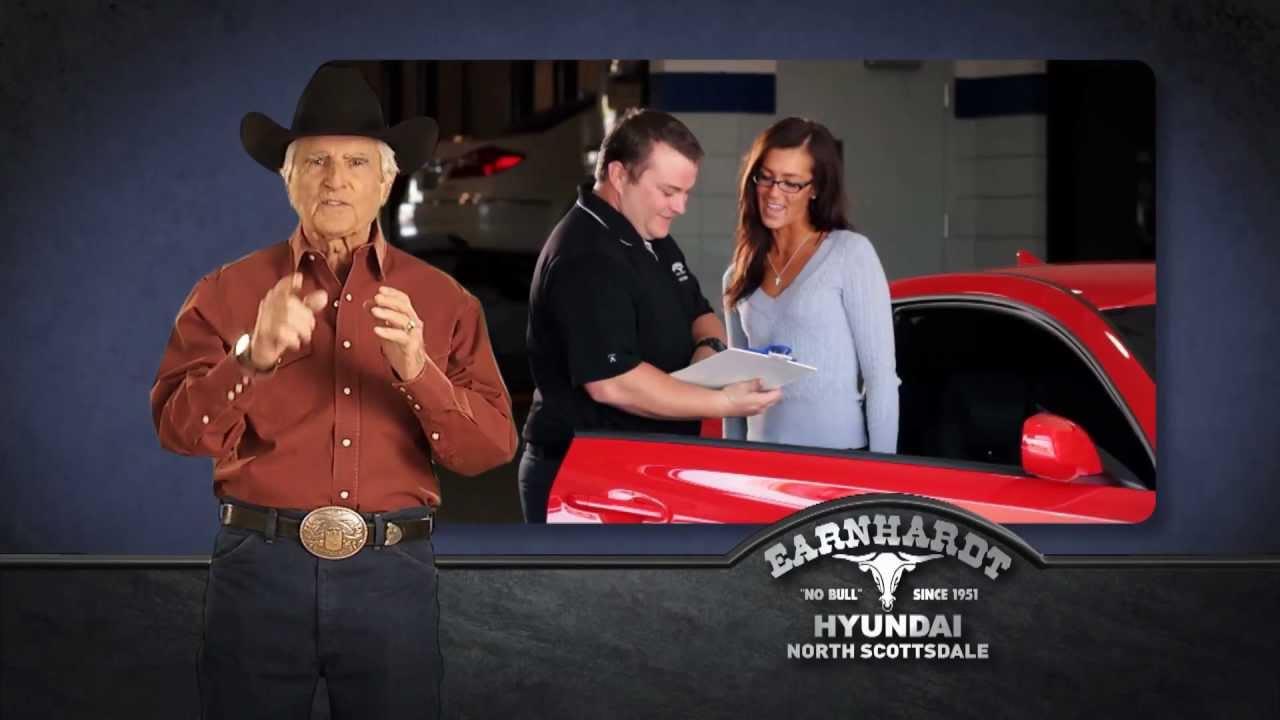 Earnhardt Hyundai Scottsdale >> Earnhardt Hyundai North Scottsdale Commercial - YouTube