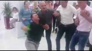 Arnavutluk halk dansı sarhoş karşılaması