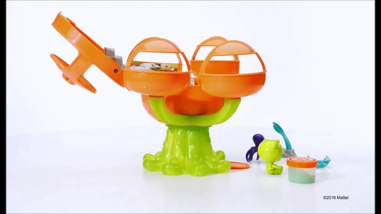 Smyths Toys - Octonauts Octopod Slime Playset - YouTube