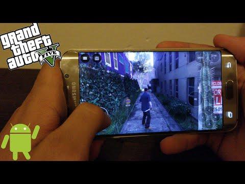 Ya Oficial !! Descarga GTA V Original En Android - Grand Theft Auto 5 Android (Real Emulador)
