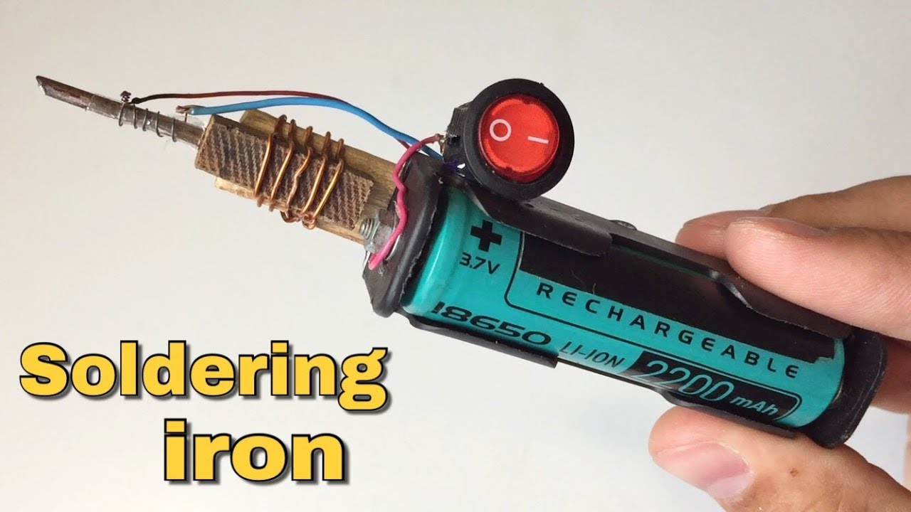 how to choose a soldering iron
