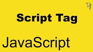 JavaScript - Script Tag #02