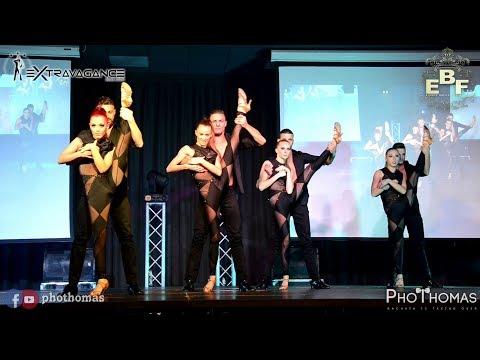 Extravagance Dance Company by Andrea & Silvia [Aventura K.O.B.] @ Europe Bachata Festival 2017