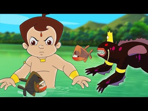 Chhota Bheem And Piranha Kingdom | Moral Story For Kids