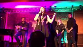 """What's Up"" - Erica Malachowski at Pace University Musical Theatre 2017 @ 54 Below"