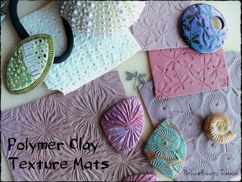Polymer Clay Texture Sheets