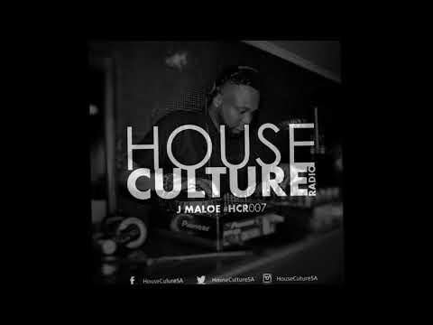 House Culture Radio #HCR007 J Maloe