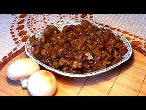 Легкий рецепт Рецепты из баклажанов. Жареные в сметане как грибы.