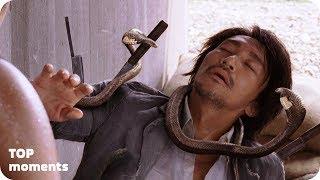 👊Не бойся, змеи любят музыку! Разборки в стиле кун...