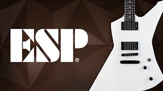 Habro | Review Guitarra ESP LTD Snakebyte - James Hetfield (Fernando Savani)