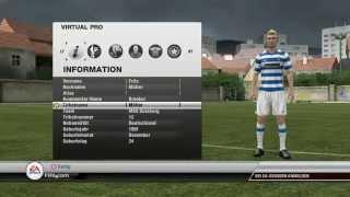 FIFA 12 SAVEGAME VIRTUAL PRO PC GES 88 TUTORIAL [HD]