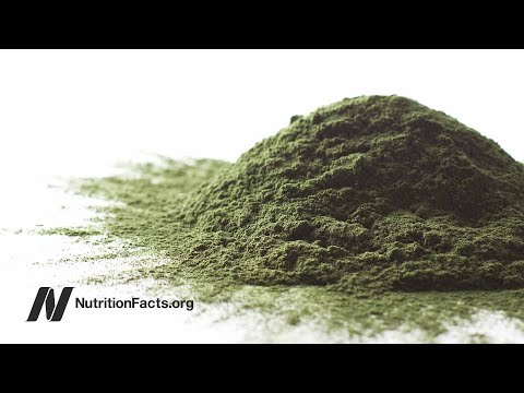 Another Update on Spirulina