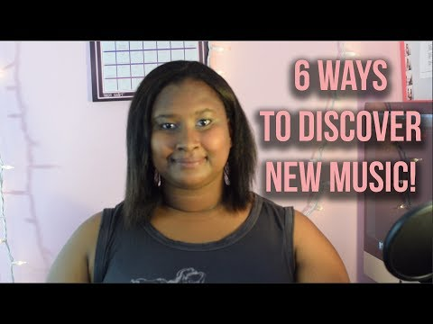 Learn | 6 Ways to Discover New Music